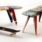 Hipcycle---skateboard-benches